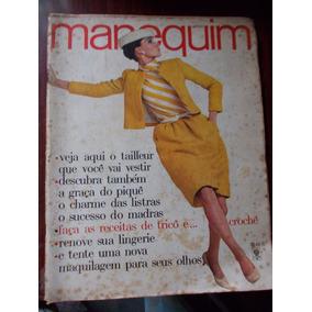 Manequim - Renove Sua Lingerie. Agosto 1965 Ed.74. Sem Molde