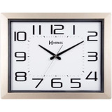 Relógio Parede Gigante 39 Cm Sweep Sem Tic-tac Herweg 6449-2