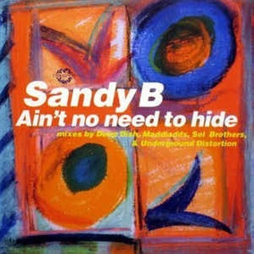 Cd Single Sandy B , Ain