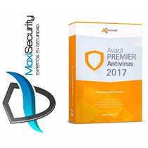 Antivirus Avast Premier 2017 Para 3 Pc 3 Años