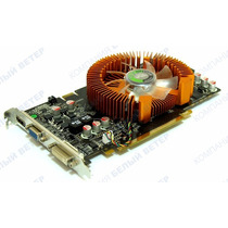 Placa De Video Pov Geforce 9800gt 512mb Ddr3 256 Bits Oem