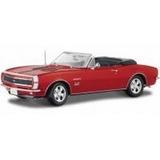 Coleccionable Maisto 118 Die Cast Escala Red Chevrolet Cama