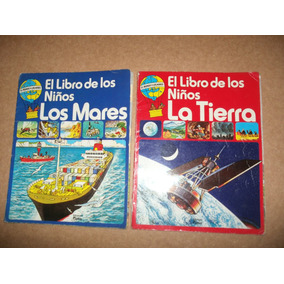 El Libro De Los Niños - La Tierra - Los Mares (761)