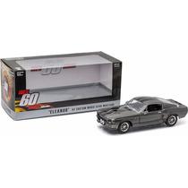 Greenlight Mustang Eleanor 1967 Gone In 60 Se 1:24 Lyly Toys