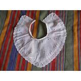 Cuello De Broderie Para Aplicar A Ropa De Bebé O Niñas