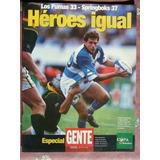 Los Pumas Springboks Especial De Revista Gente Año 1999