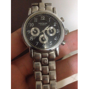 Relógio Mont Blanc 46 10 Meisterstuck Automático