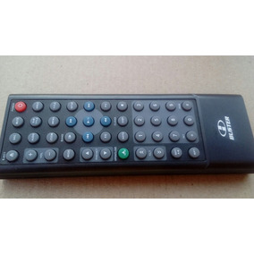 Controle Remoto Dvd H Buster 9540 Hbd-9540av - Original