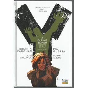 Y O Ultimo Homem Edicao De Luxo 02 - Bonellihq Cx139 B18