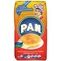 Harina Pan Roja Para Arepas Dulces Colombianas Cachapas