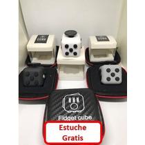 Fidget Cube Original Con Estuche Rígido Y Envío Gratis