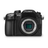 Camara Panasonic Lumix Dmc-gh4kbody Dslm Mirrorless 4k