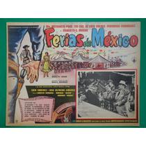 Tin Tan Ferias De Mexico Manuel Loco Valdes Cartel De Cine