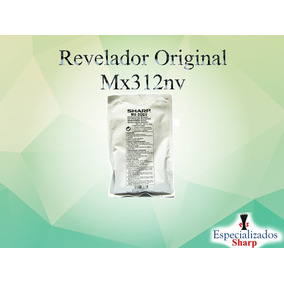 Revelador Original Sharp Mxm260 Mxm310 260 310 Toner Chip