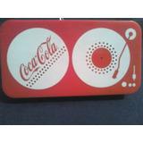 Parlante Coleccionable Cocacola Nuevo Radio Adaptador