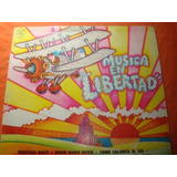 Musica En Libertad Vol Avion * Interpretes Varios Lp