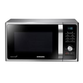 Microondas Samsung 900w 28lt Mg28f3k3tas Con Grill