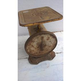 Antigua Balanza-ideal Arte Deco-de Coleccion