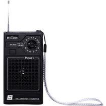 Rádio Portátil Motobras Rmpf25 Dunga - 2 Faixas