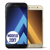 Samsung Galaxy A7 2017 32gb Single Sim Nuevo + Tienda Fisica