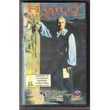 Vhs Hamlet, William Shakespeare - Legendado - 1948 Raro