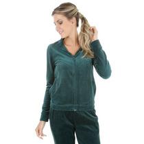 Conjunto Agasalho Calça+blusa De Frio Plush Feminino Adulto