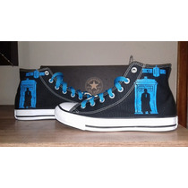 Tênis Doctor Who All Star Converse Personalizado