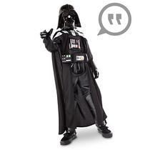 Disfraz Darth Vader Disney Store Traje Con Sonido Star Wars