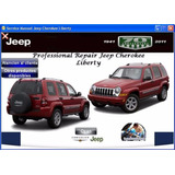 Manual De Taller Y Reparación Jeep Liberty 2002-2007