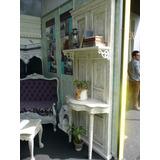 Consola Vintage, Mueble Decorativo