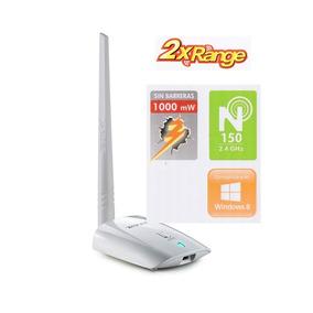 Placa Wifi Usb Red Extra Potencia 1000mw Uh150