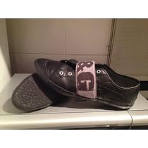 Zapatillas Dolce Gabbana Cuero Hombre Talle 9