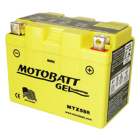 Bateria Motobatt Gel Ytx5lbs 4,2a/70cca. Cg Titan 125/150
