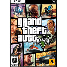 Grand Theft Auto V /gta 5 Pc - Off-line