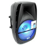 Bocina Amplificada Bluetooth 15pul Usb Sd Qfx Sbx-61151