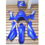 Kit De Pintura Xt600 Azul 2000/2002 Carenagens/para-lama/aba