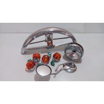 Cg125 77/82 Bolinha Kit Paralama+farol+piscas+retrovisores