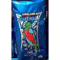 2 Cafe Guatemala 1 Kilo C/u Certificado Kosher Grano Entero