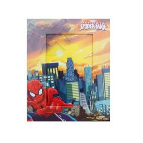 Regalo Recuerdo Fiesta Portaretrato Spiderman Hombre Araña