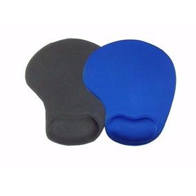 Mouse Pad Confort Com Apoio Ergonômico Acolchoado Lan House