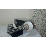 Rebobinadeira De Etiquetas Flexo Rh 160