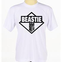 Camiseta Camisa Personalizada Beastie Boys Grupo Rap Rock