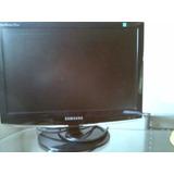 Monitor De Pc.+ Estufa A Gas Magefesa