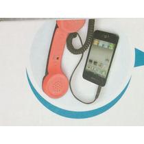 Telefono, Auricular Retro , Iphone, Laptop, Lg, Galaxy