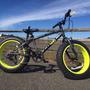 Bicicleta Fat Bike Marca Jeep Rodado 20