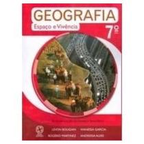 Geografia Espaço E Vivência 7º Ano Levon Boligian/ Wanessa