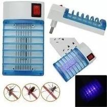 Mata Pernilongo Zica Dengue Mosca Luminária Elétrica