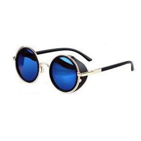 Oculos Sol Redondo Retro Vintage Lennon Ozzy Homem De Ferro