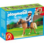 Playmobil 5109 Country Caballo Y Jinete Zona Devoto