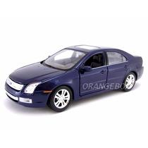 Ford Fusion 2006 1:24 Maisto Special Edition Azul 31999